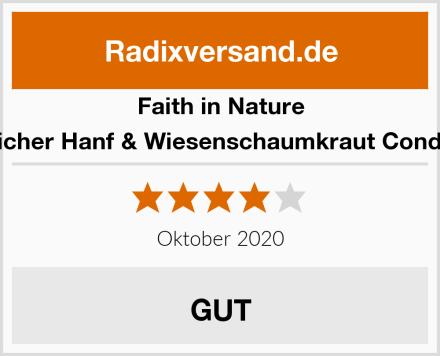 Faith in Nature Natürlicher Hanf & Wiesenschaumkraut Conditioner Test