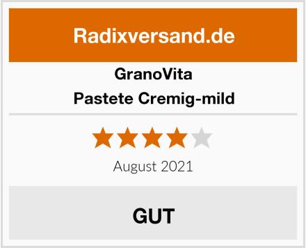 GranoVita Pastete Cremig-mild Test
