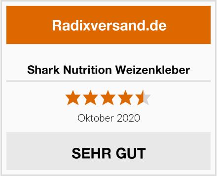 Shark Nutrition Weizenkleber Test