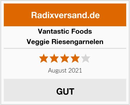 Vantastic Foods Veggie Riesengarnelen Test
