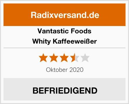 Vantastic Foods Whity Kaffeeweißer Test