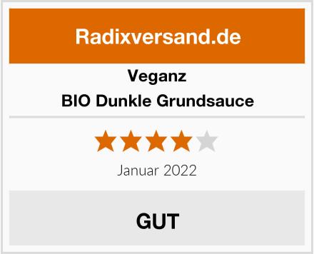 Veganz BIO Dunkle Grundsauce Test