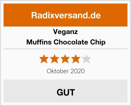 Veganz Muffins Chocolate Chip Test
