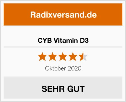 CYB Vitamin D3 Test