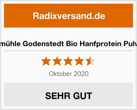 Ölmühle Godenstedt Bio Hanfprotein Pulver Test