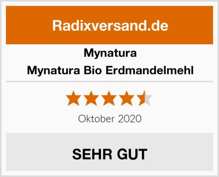 Mynatura Mynatura Bio Erdmandelmehl Test