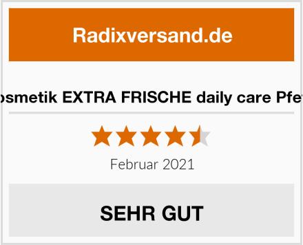 LOGODENT Naturkosmetik EXTRA FRISCHE daily care Pfefferminz Zahncreme Test