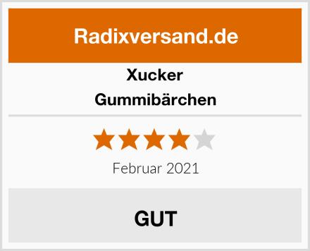 Xucker Gummibärchen Test