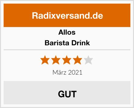 Allos Barista Drink Test