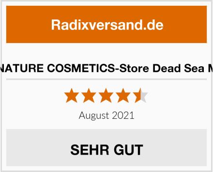 MOTHER NATURE COSMETICS-Store Dead Sea Mud Maske Test