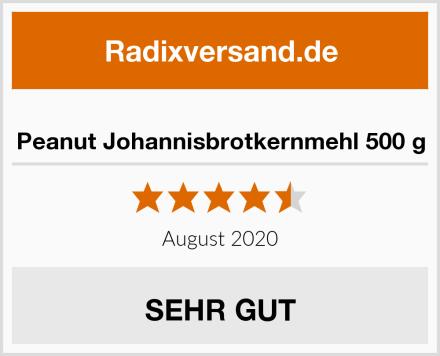 Peanut Johannisbrotkernmehl 500 g Test