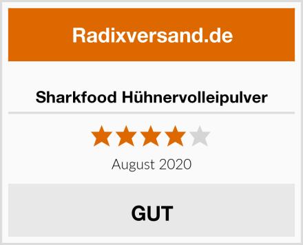 Sharkfood Hühnervolleipulver Test