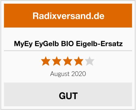 MyEy EyGelb BIO Eigelb-Ersatz Test