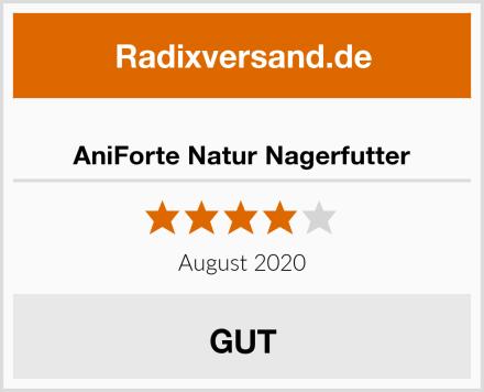 AniForte Natur Nagerfutter Test