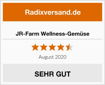 JR-Farm Wellness-Gemüse Test
