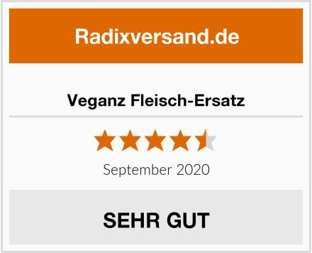 Veganz Fleisch-Ersatz Test