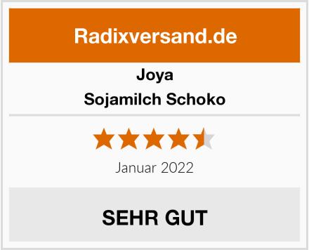 Joya Sojamilch Schoko Test