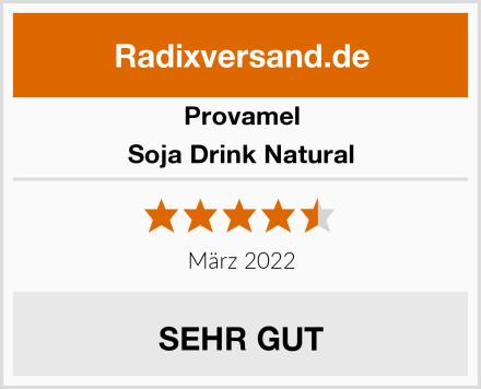 Provamel Soja Drink Natural Test
