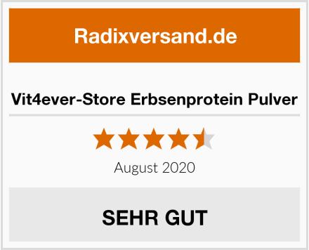 Vit4ever-Store Erbsenprotein Pulver Test