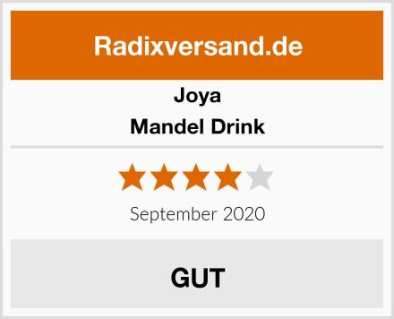 Joya Mandel Drink Test