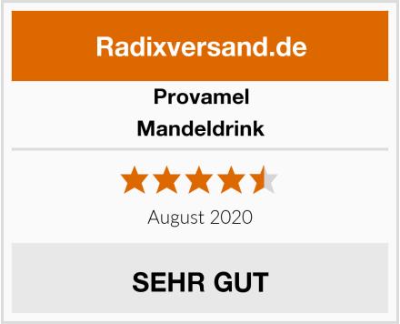 Provamel Mandeldrink Test