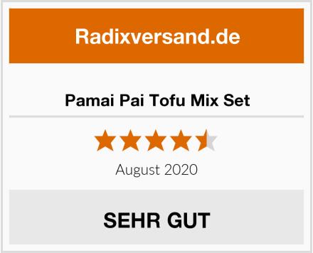 Pamai Pai Tofu Mix Set Test