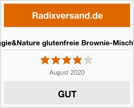 Veggie&Nature glutenfreie Brownie-Mischung Test