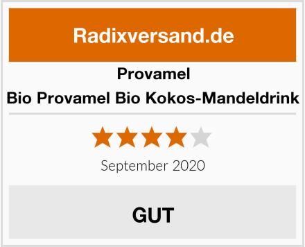 Provamel Bio Provamel Bio Kokos-Mandeldrink Test