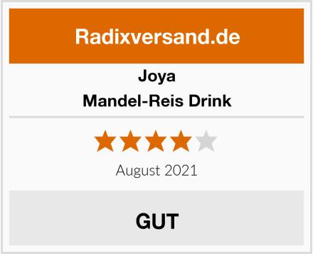 Joya Mandel-Reis Drink Test