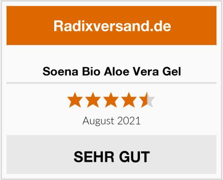 Soena Aloe Vera Gel Test
