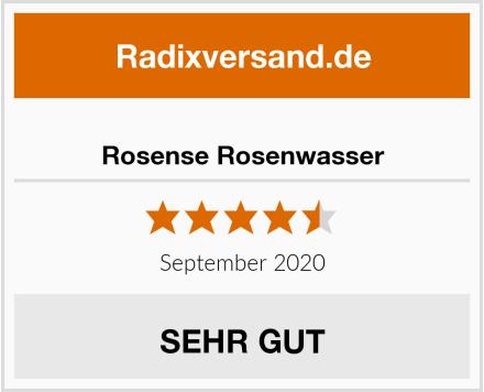 Rosense Rosenwasser Test