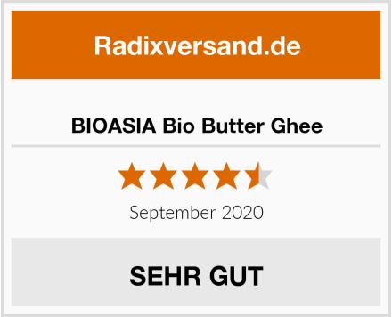 BIOASIA Bio Butter Ghee Test