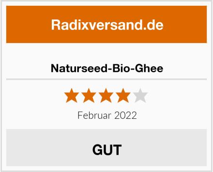 Naturseed-Bio-Ghee Test