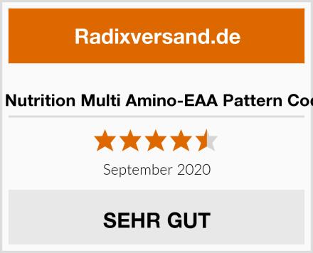 Gen German Elite Nutrition Multi Amino-EAA Pattern Code - 500 Tabletten Test