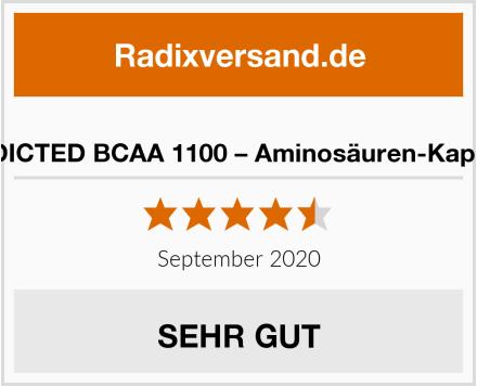 ADDICTED BCAA 1100 – Aminosäuren-Kapseln Test