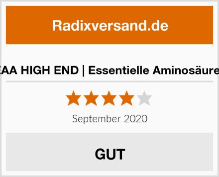 EAA HIGH END   Essentielle Aminosäuren Test