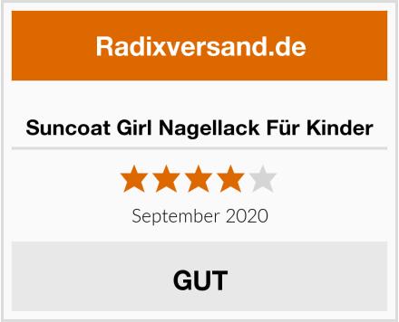 Suncoat Girl Nagellack Für Kinder Test