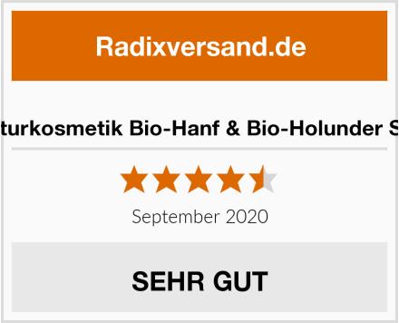 LOGONA Naturkosmetik Bio-Hanf & Bio-Holunder Shampoo Bar Test