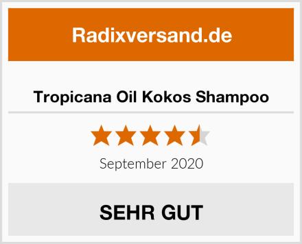 Tropicana Oil Kokos Shampoo Test