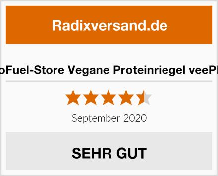 ProFuel-Store Vegane Proteinriegel veePRO Test