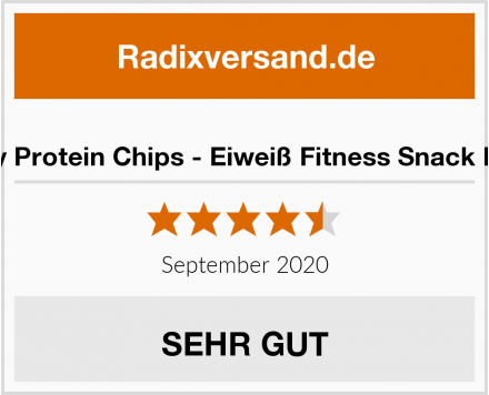 Supplify Protein Chips - Eiweiß Fitness Snack Mix Box Test
