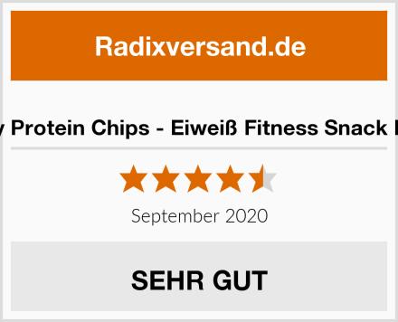 Supplify Protein Chips - Eiweiß Fitness Snack Mix Box Test