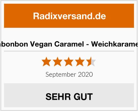 Kuhbonbon Vegan Caramel - Weichkaramellen Test