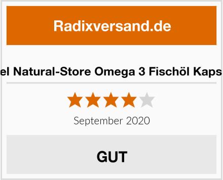 Feel Natural-Store Omega 3 Fischöl Kapseln Test