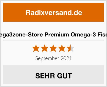omega3zone-Store Premium Omega-3 Fischöl Test