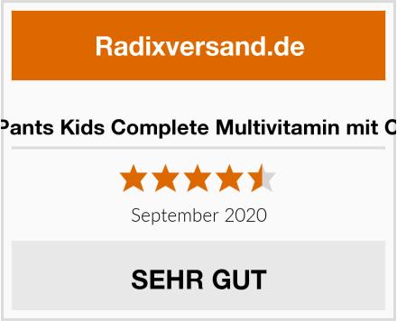 SmartyPants Kids Complete Multivitamin mit Omega 3 Test