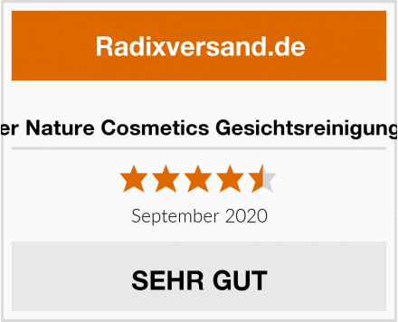 Mother Nature Cosmetics Gesichtsreinigungs-Set Test