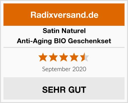 Satin Naturel Anti-Aging BIO Geschenkset Test