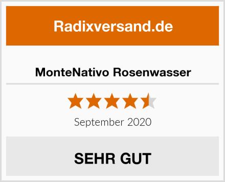 MonteNativo Rosenwasser Test