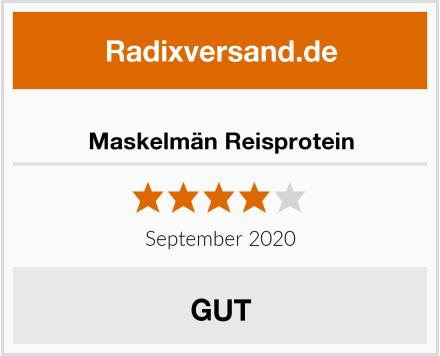 Maskelmän Reisprotein Test